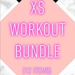 XS Workout Bundle (12 items)